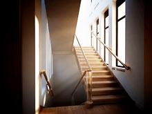 Лестница в 3d. коммерческая 3Д графика - 3д интерьер.